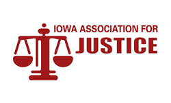 Iowa Association for Justice logo